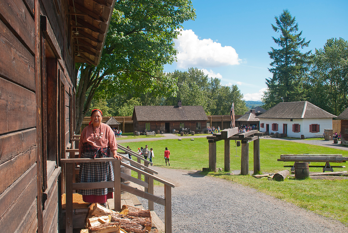 Fort Langley replacement image