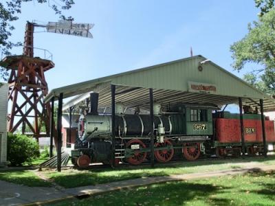 Pioneer Village train online