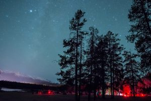 Jasper Dark Sky Festival, Lake Annette Star Party 2 - credit Jeff Bartlett