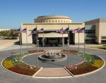 The George Bush Presidential Library and Museum at Texas A&M University